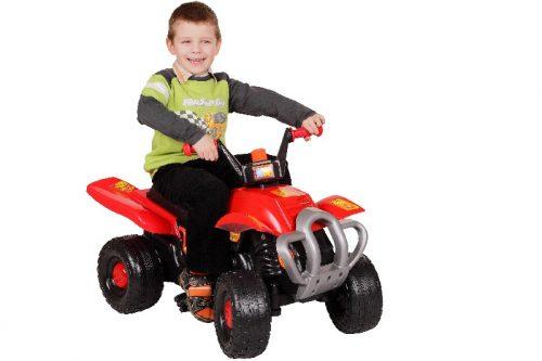 Quad z napędem na pedały pojazd dla dzieci