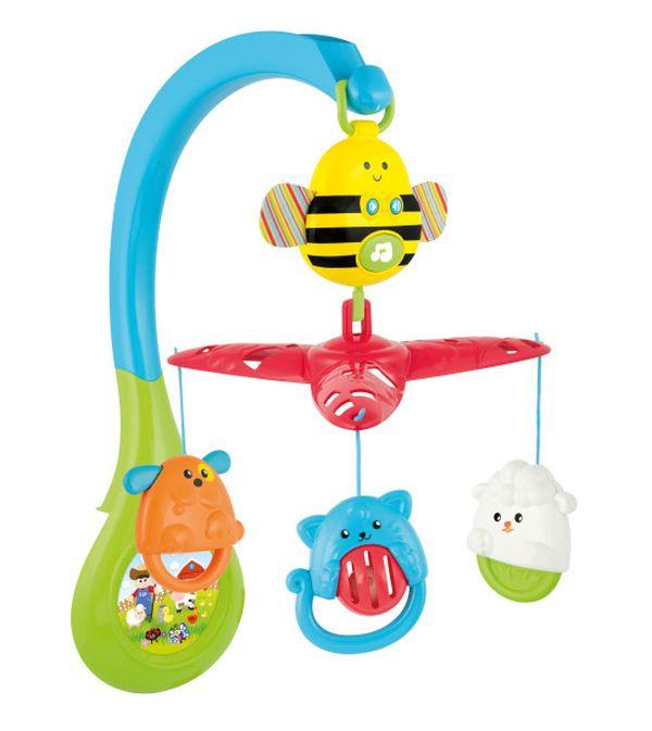 Smily Play pracowita pszczółka karuzelka