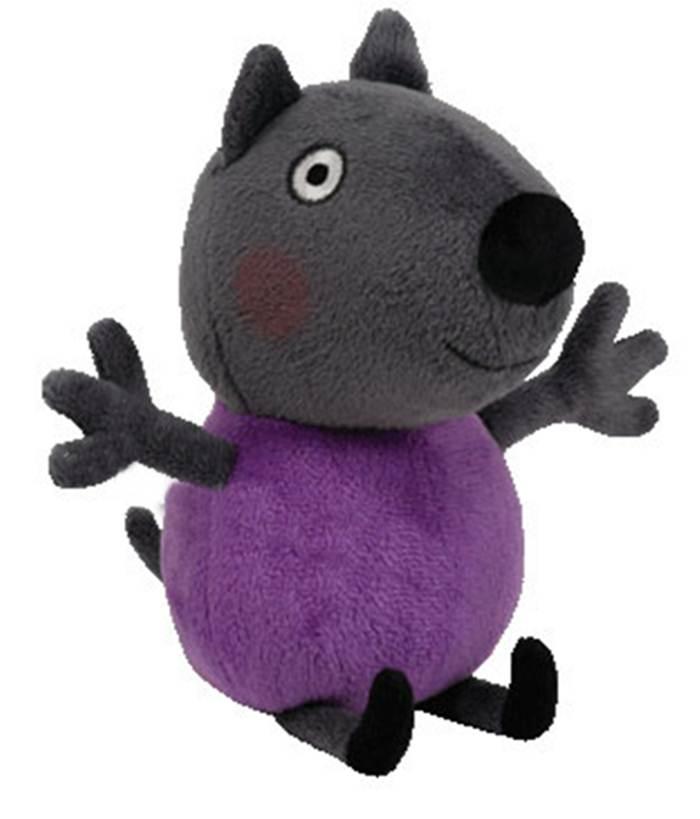 Pluszak maskotka Świnka Peppa 15 cm Pies Danny