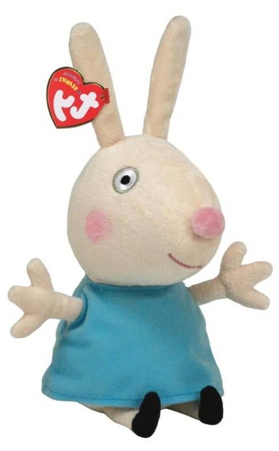 Pluszak maskotka Świnka Peppa 15 cm  Króliczka Rebecca