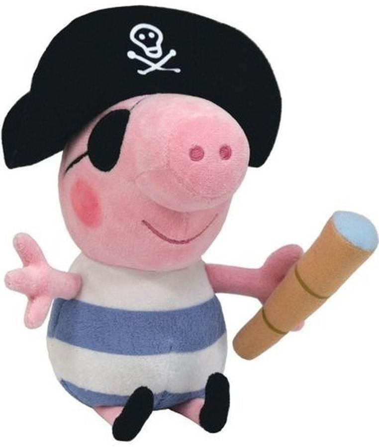 Pluszak maskotka Świnka Peppa 15 cm George Pirat