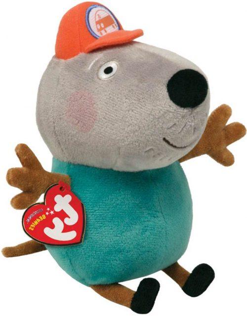 Pluszak maskotka Świnka Peppa 15 cm  Dziadek Pies