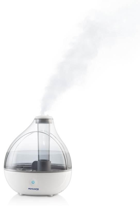 Miniland Nawilżacz ultradźwiękowy rozpylający chłodną mgiełkę