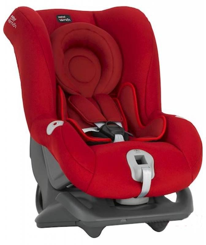 Britax First Class - wygodny fotelik dziecięcy 0-18 kg mocowany przodem lub tyłem do kierunku jazdy