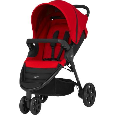 Wózek dziecięcy spacerowy B-Agile 3 Britax ważący tylko 8 kg