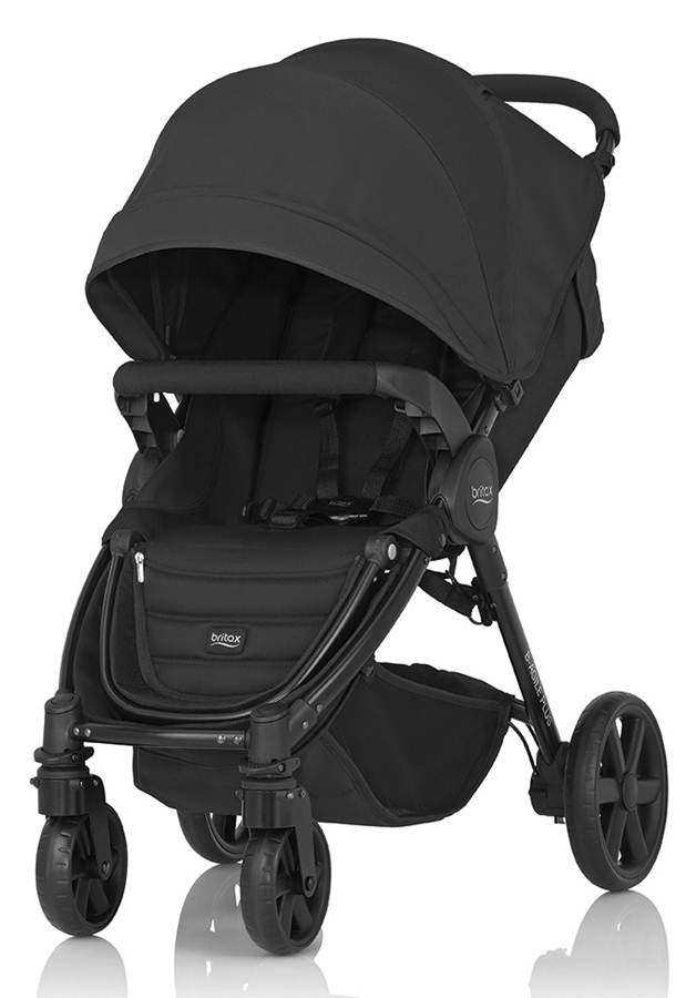 Wózek spacerowy Britax B-Agile 4 Plus wózek do 20 kg