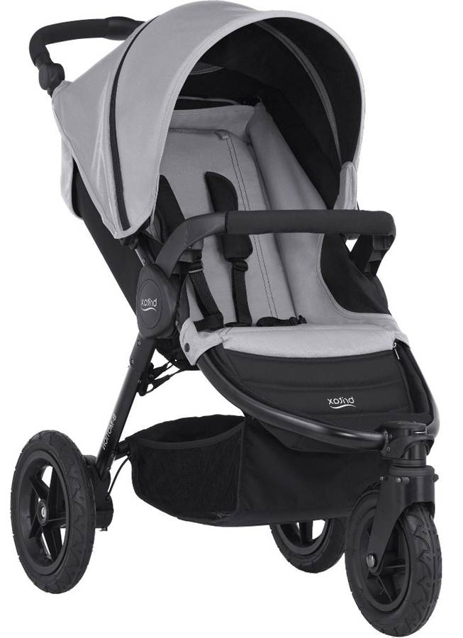 Wózek spacerowy B-Motion 3 Britax Romer od urodzenia do 4 lat