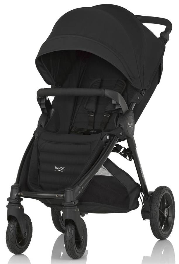 Wózek B-Motion 4 Plus wózek spacerowy Britax