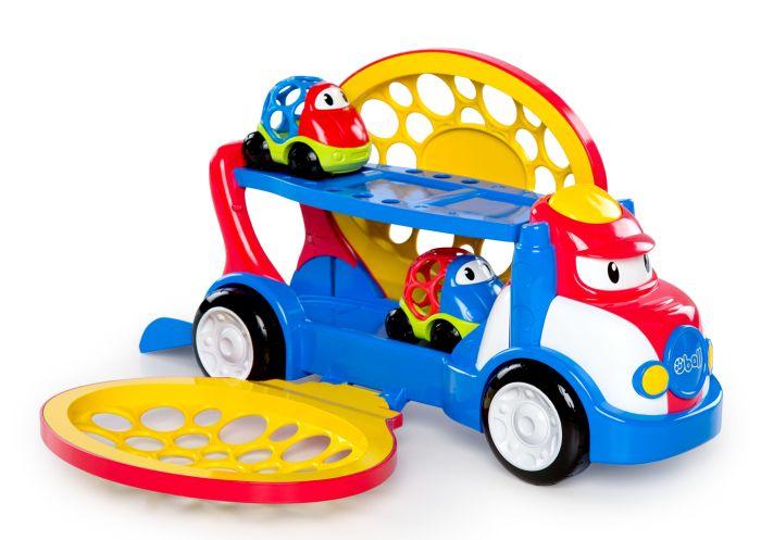 Oball Laweta z dwoma samochodzikami