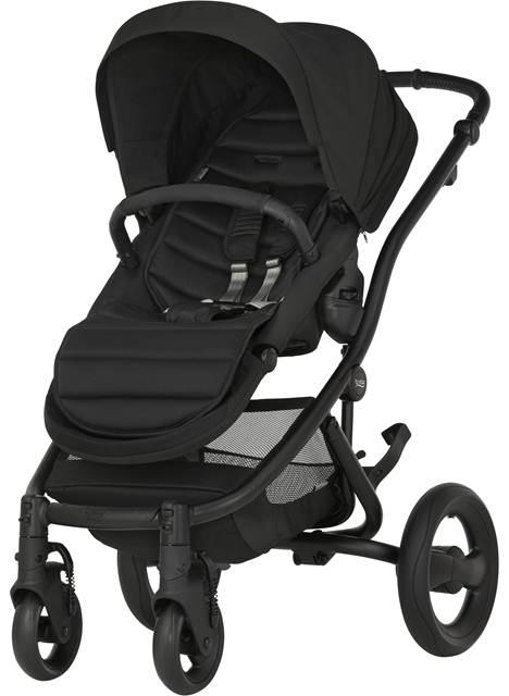 Wózek spacerowy do 17 kg Britax Affinity 2 od 6 miesięcy do 4 lat