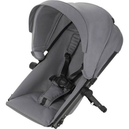 Drugie siedzisko do wózka B-Ready Britax wózek dla rodzeństwa lub bliźniaków