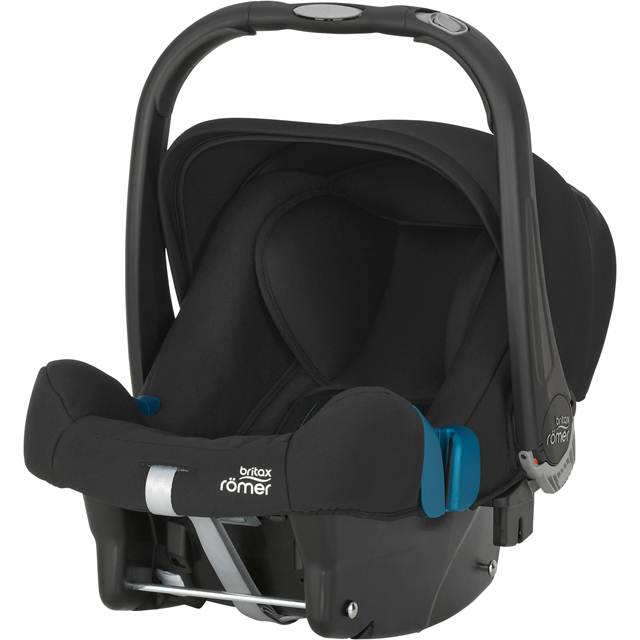 Bardzo bezpieczny fotelik samochodowy 0-13 kg Britax Romer Baby-Safe Plus II SHR