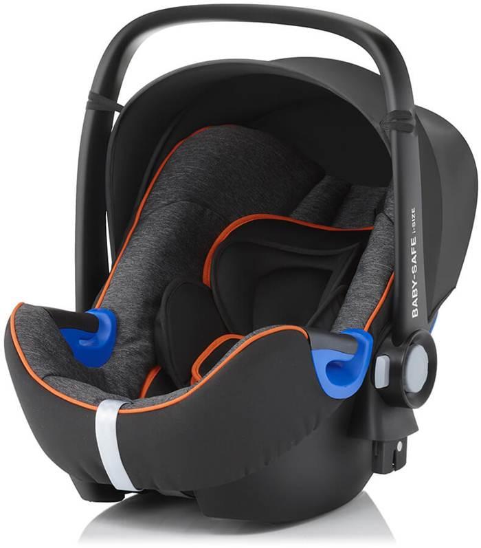 Fotelik I-size Baby Safe I-Size 0-13 kg do montowania na bazie Britax Romer