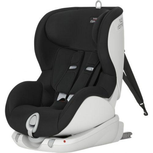 Bezpieczny fotelik samochodowy dla dzieci 9-18 kg z systemem Isofix i Top Tether Britax Romer TriFix