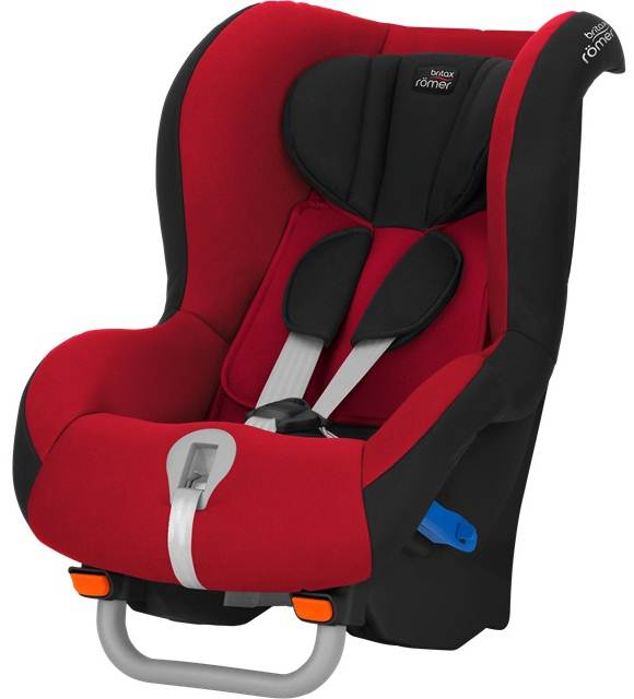 Max-Way fotelik 9-25 kg tyłem do kierunku jazdy z testem PLUS - black colection Romer Britax
