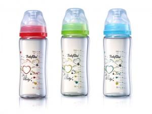 Butelka szklana wąskootworowa 240 ml firmy BabyOno