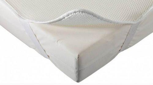Aerosleep baby podkład higieniczny original 60x120 z unikalną strukturą plastra miodu