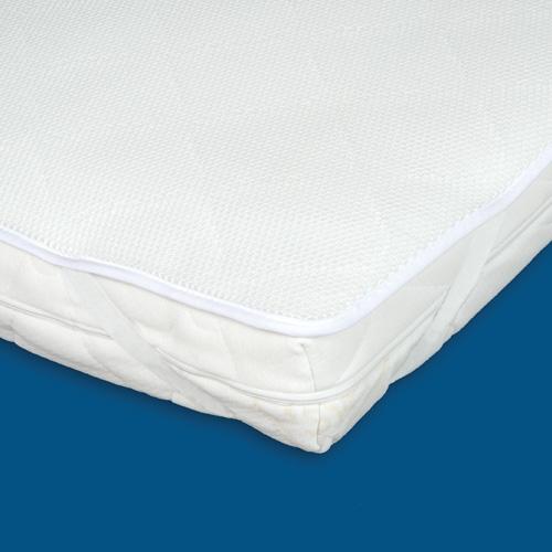 Aerosleep baby materac Elegance 70x140 złożony z 3 warstw, zdejmowany pokrowiec