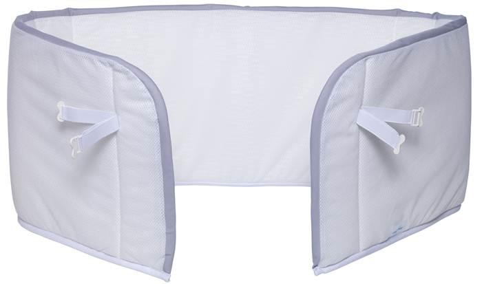 Ochraniacz na szczebelki łóżeczka 120x60