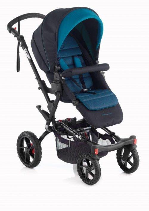 Wózek 3w1 Crosswalk, Jane gondola Micro i fotelikiem Strata 0-13kg