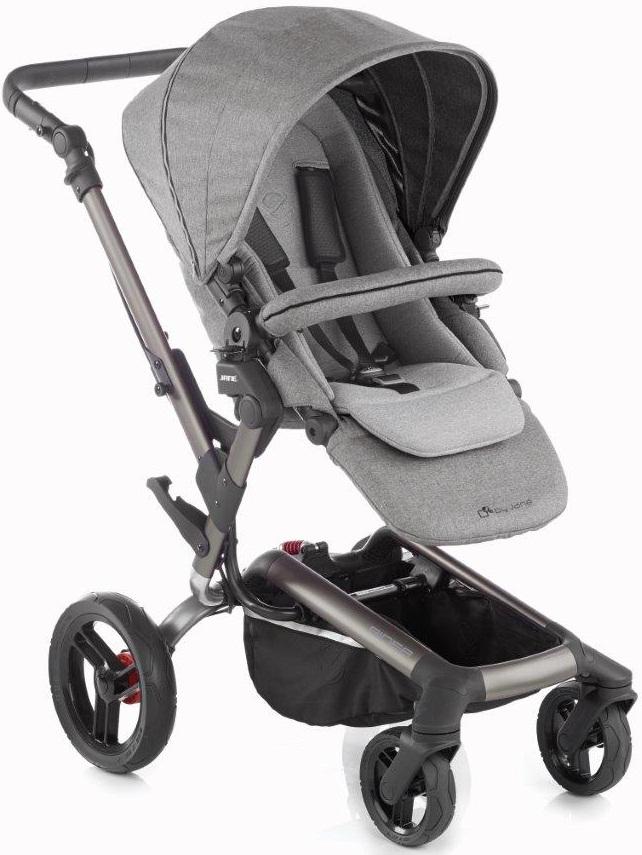 Wózek 2w1 glęboko spacerowy Rider, Jane z gonddolą Transporter opcja przewożenia dziecka na leżąco