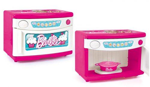 Wader Barbie mikrofalówka z dźwiękiem