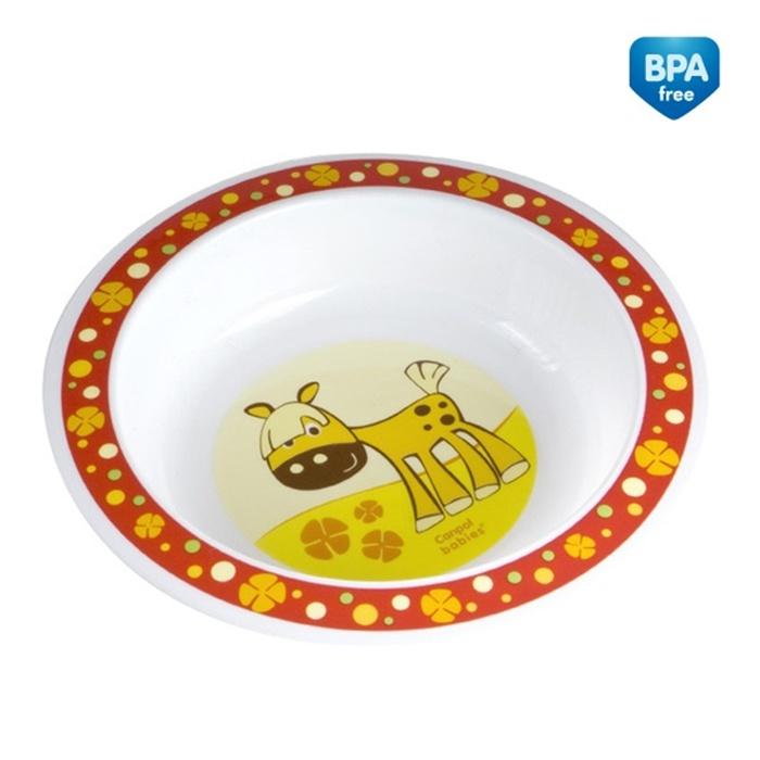 Naczynia plastikowe Canpol Babies - miseczka 270 ml bez BPA