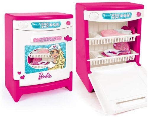 Wader Barbie zmywarka z dźwiękiem wraz z całym wyposażeniem