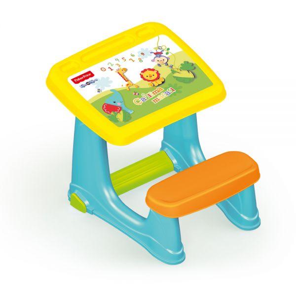 Wader Fisher Price wygodne i kolorowe biurko