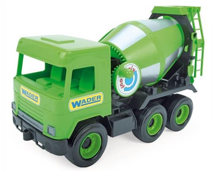 Middle truck – betoniarka zielona 42 cm - Wader