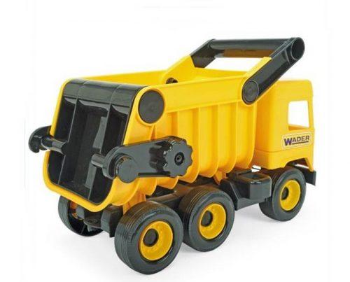 Middle truck – wywrotka żółta - Wader