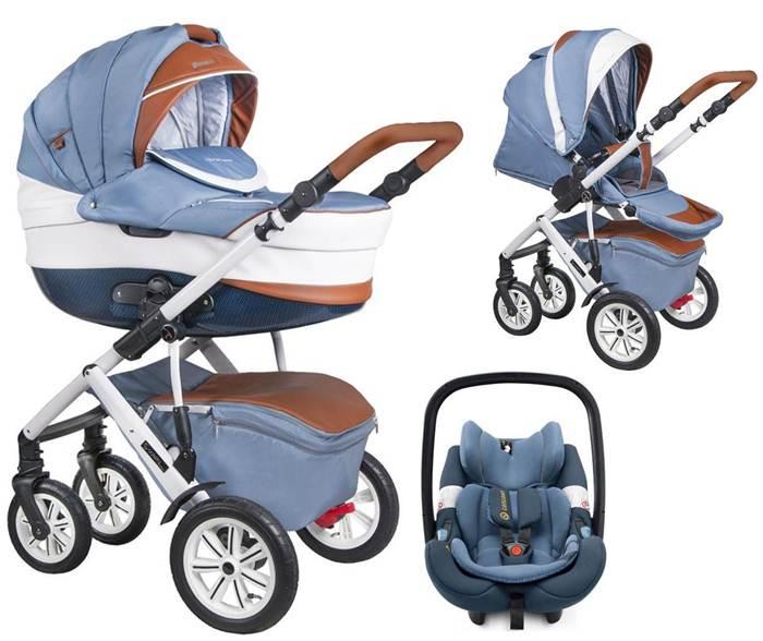 3w1 wózek głęboko spacerowy Coletto Verona kolekcja Avangard + fotelik 0-13 kg wybór: Maxi Cosi, Cybex, Concord, Recaro, Kiddy i inne