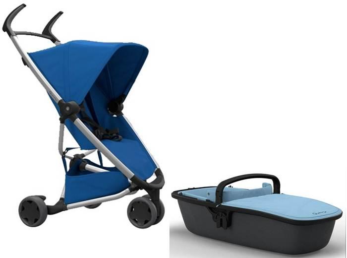 Wózek Zapp Xpress 2w1 super lekki, Quinny spacerówka + gondola
