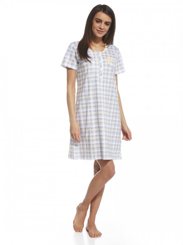 Koszula nocna dla kobiet karmiących Cornette 617