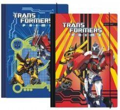 Teczka z gumą Transformers