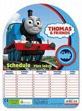 Plan lekcji Thomas & Friends Starpack