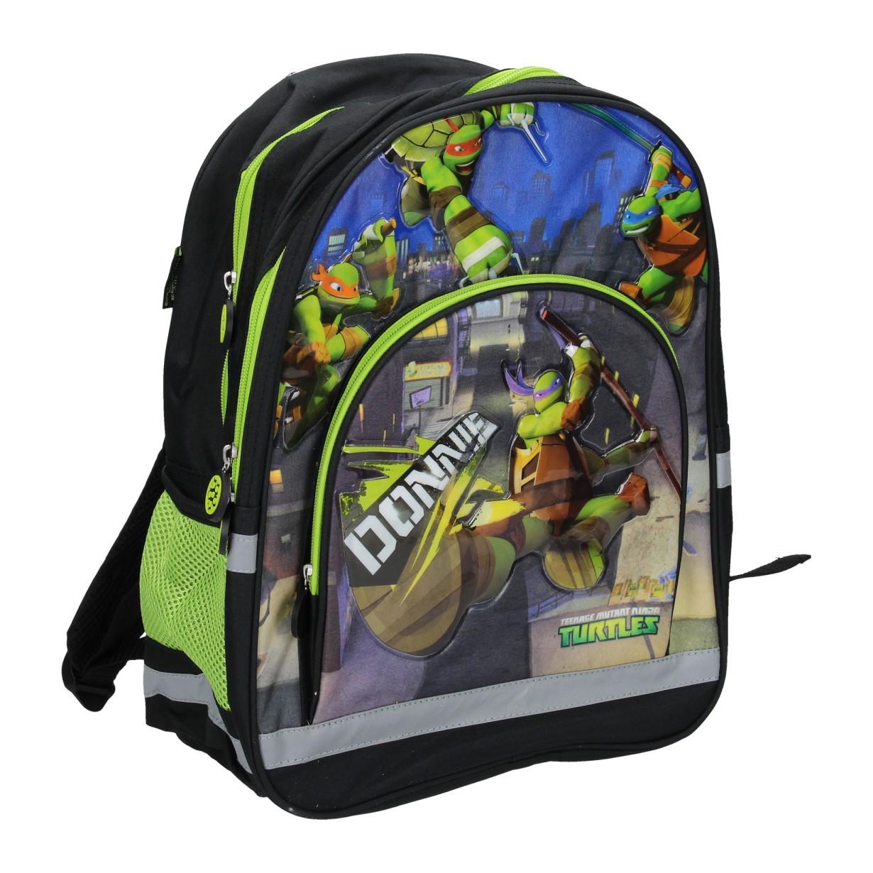 Plecak szkolny Ninja Turtles Starpack
