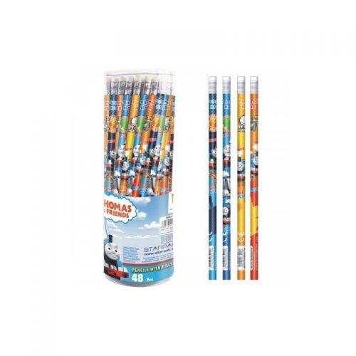 Starpak ołówek z gum stk thomasformers tuba
