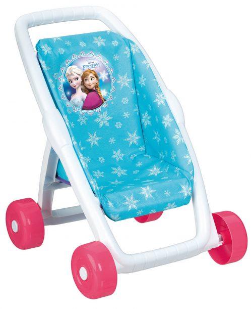 Mój pierwszy wózek dla lalek Smoby Frozen