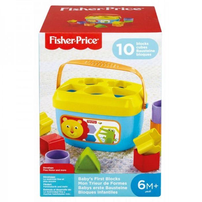 Fisher Price Pierwsze klocki malucha FFC84