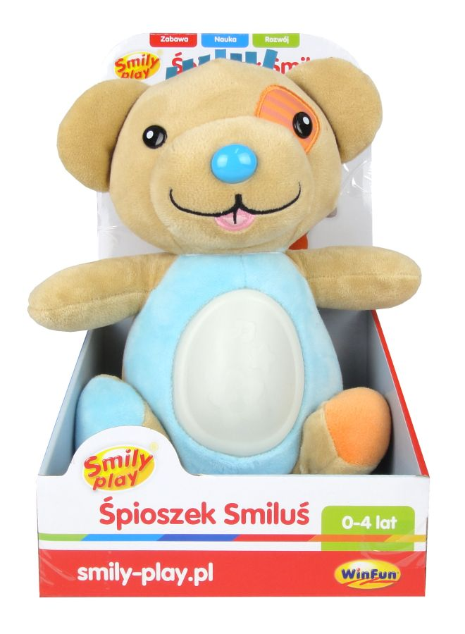 Smily Play Śpioszek Smiluś