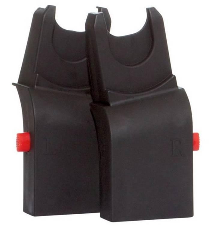 Adapter do fotelików na ramy wózków marki Abc Design: Cybex, Maxi Cosi, Recaro, Axkid i wiele innych
