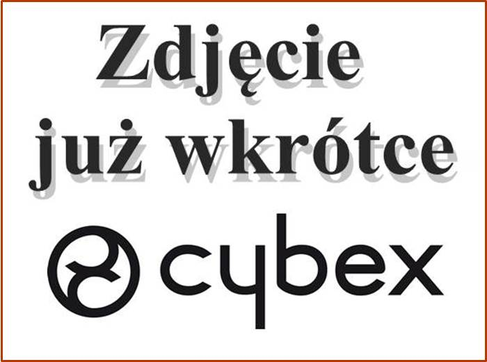 Nosidełko Yema Tie Leather Cybex
