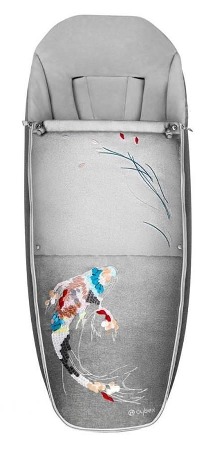 śpiworek polarowy do wózka Priam  Edition KOI Cybex