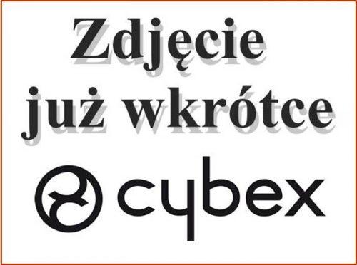 Nakładki na Isofix do montażu fotelika w samochodzie, Cybex