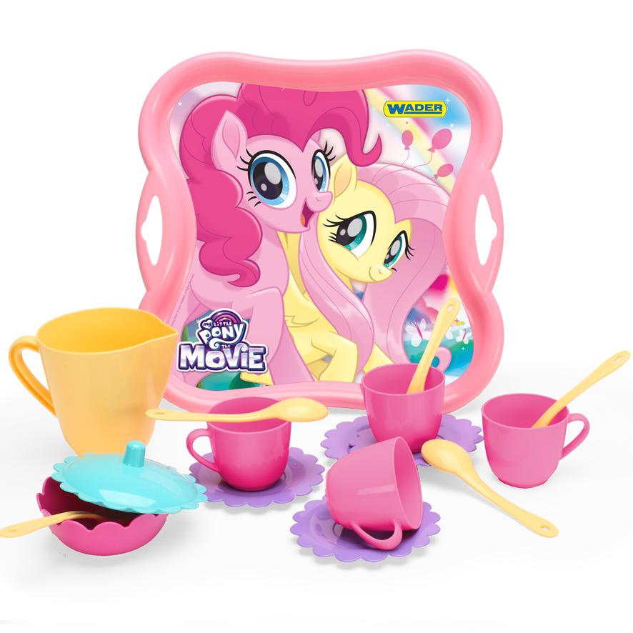 Wader My little pony zestaw do cherbaty