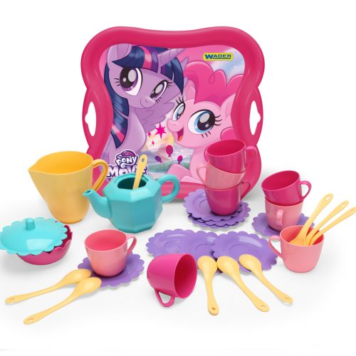 Wader My little pony zestaw do kawy