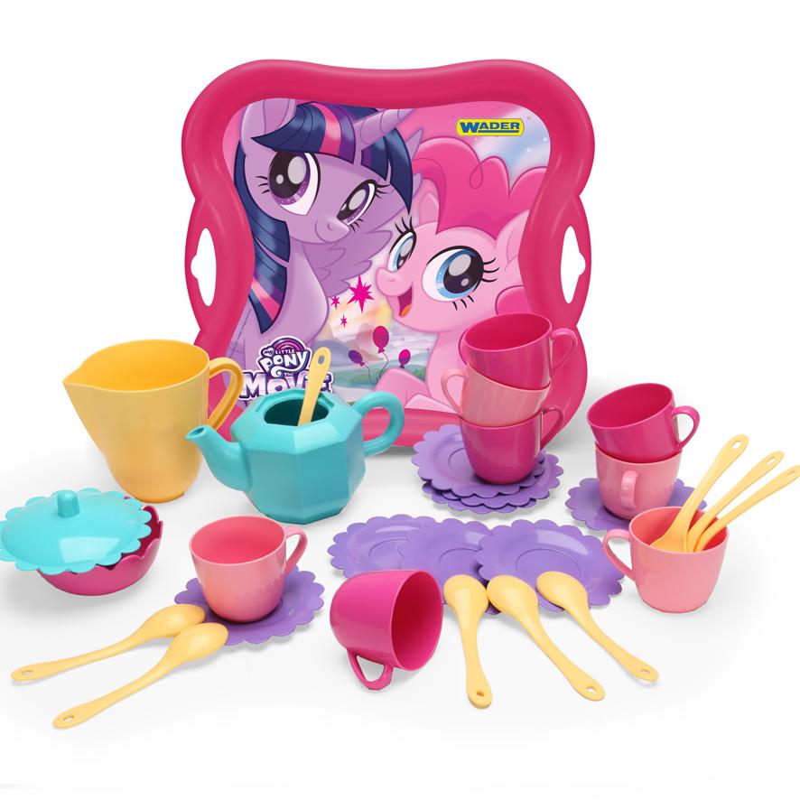 Wader My little pony zestaw do kawy