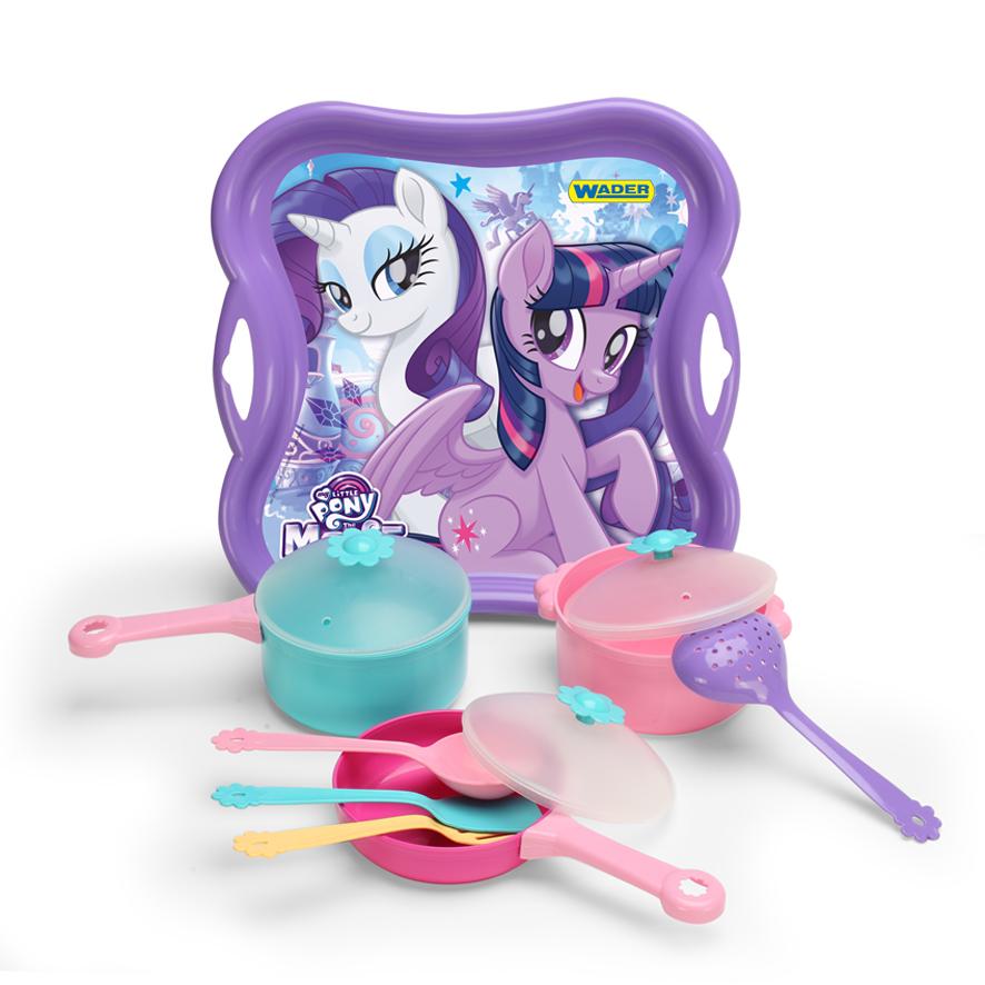 Wader My little pony zestaw do gotowania
