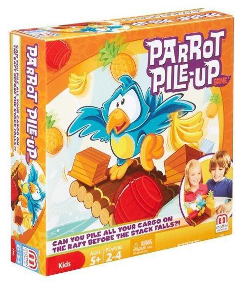 Gra zręcznościowa Mattel - Papuzia tratwa
